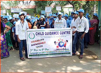 We are partnered with a well-established organization, Child Guidance Center